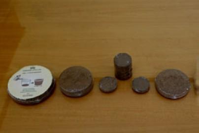 Cocopeat Disks